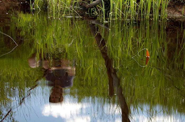 отдых во  ленинградской области в летнее время  рыбалка
