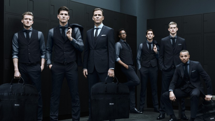 Germany National Team Looking Sexy As Fuck For HUGO BOSS ...