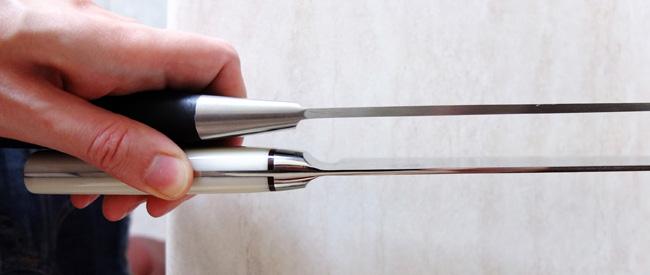Нож Шефа Kanetsugu Pro-M 240 мм, сталь 1K6