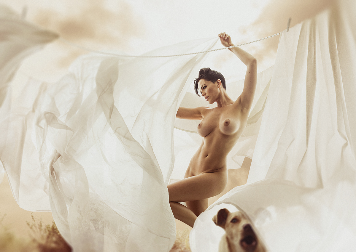 Surreal Nude Photography by Vizerskaya