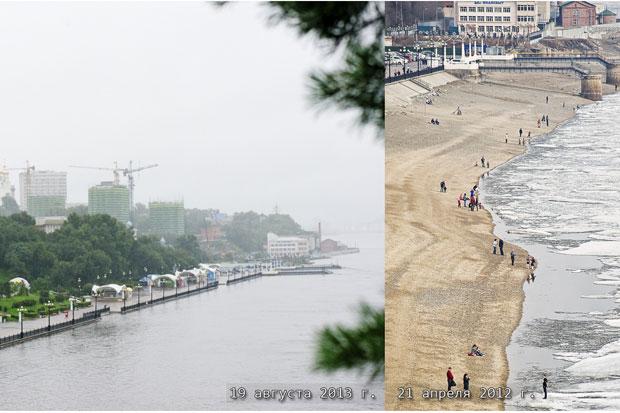 Хабаровск_набережная