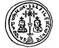 визант крест и полумесяц