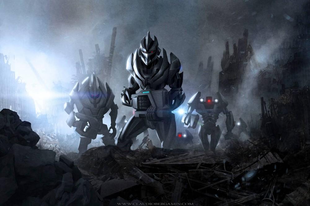 evil_robot_invaders_by_claudiobergamin_d6cpqod-pre