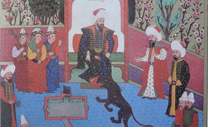 Халиф на троне