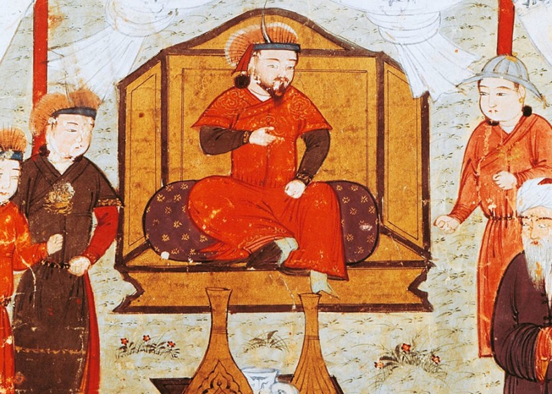 Ильхан Хулагу, основатель династии Хулагидов