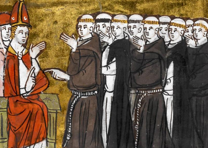 Как римские папы боролись с независимыми церквями
