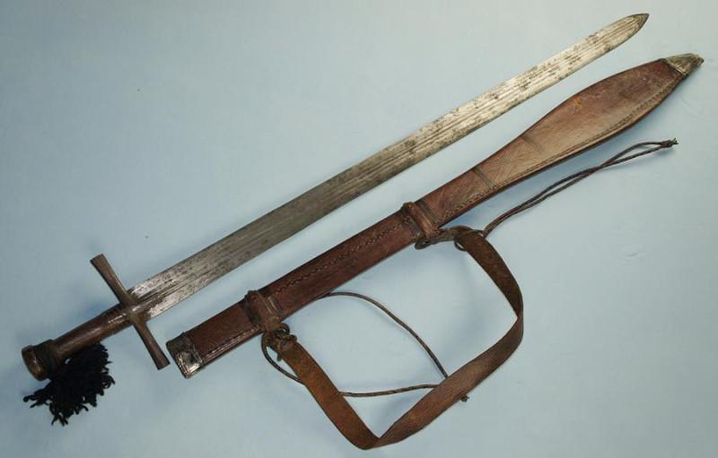 Суданский меч «каскара»