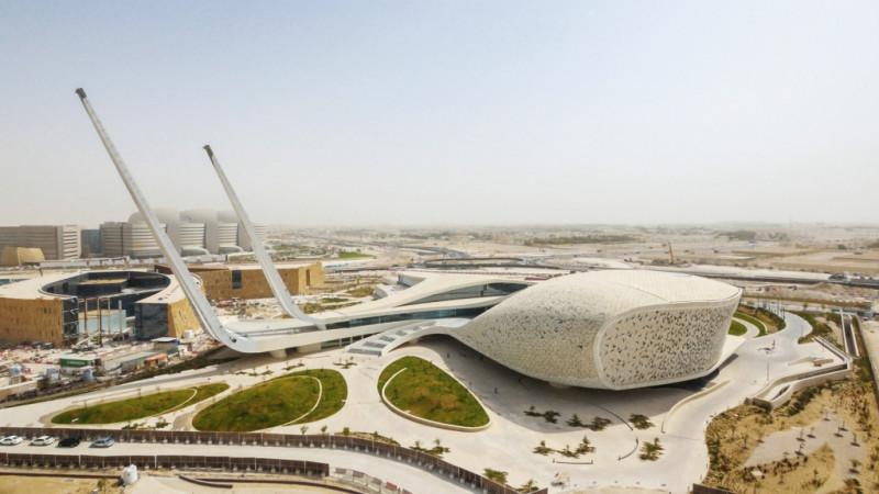 Мечеть Education City Mosque в Дохе, Катар. XXI век