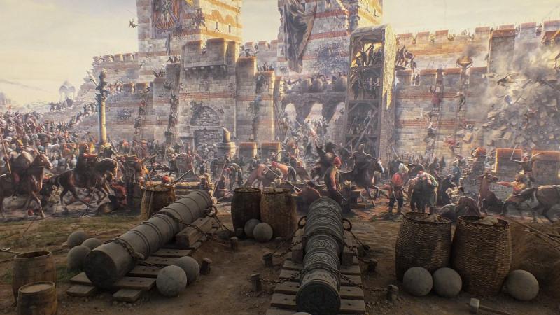Падение Константинополя