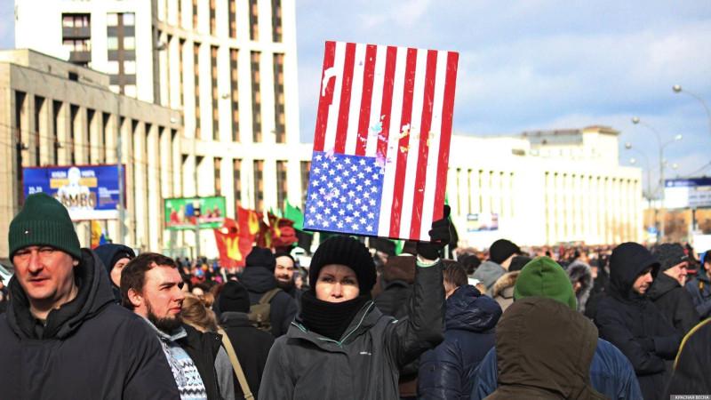 Митинг на пр. Сахарова в защиту интернета