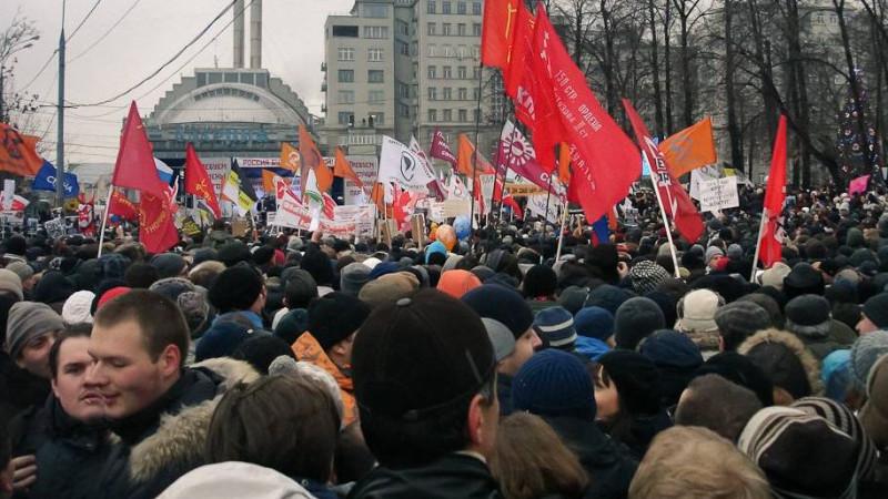 Главная беда российской власти -  она боится уступать народу