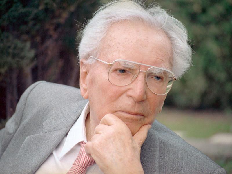 Виктор Франкл. Психиатр, психолог, философ, 1905-1997 гг