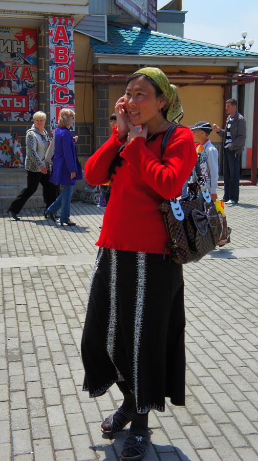 женщина востока