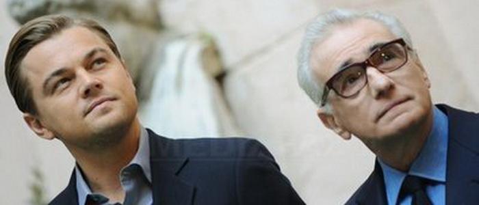 ди Каприо и Скорсезе