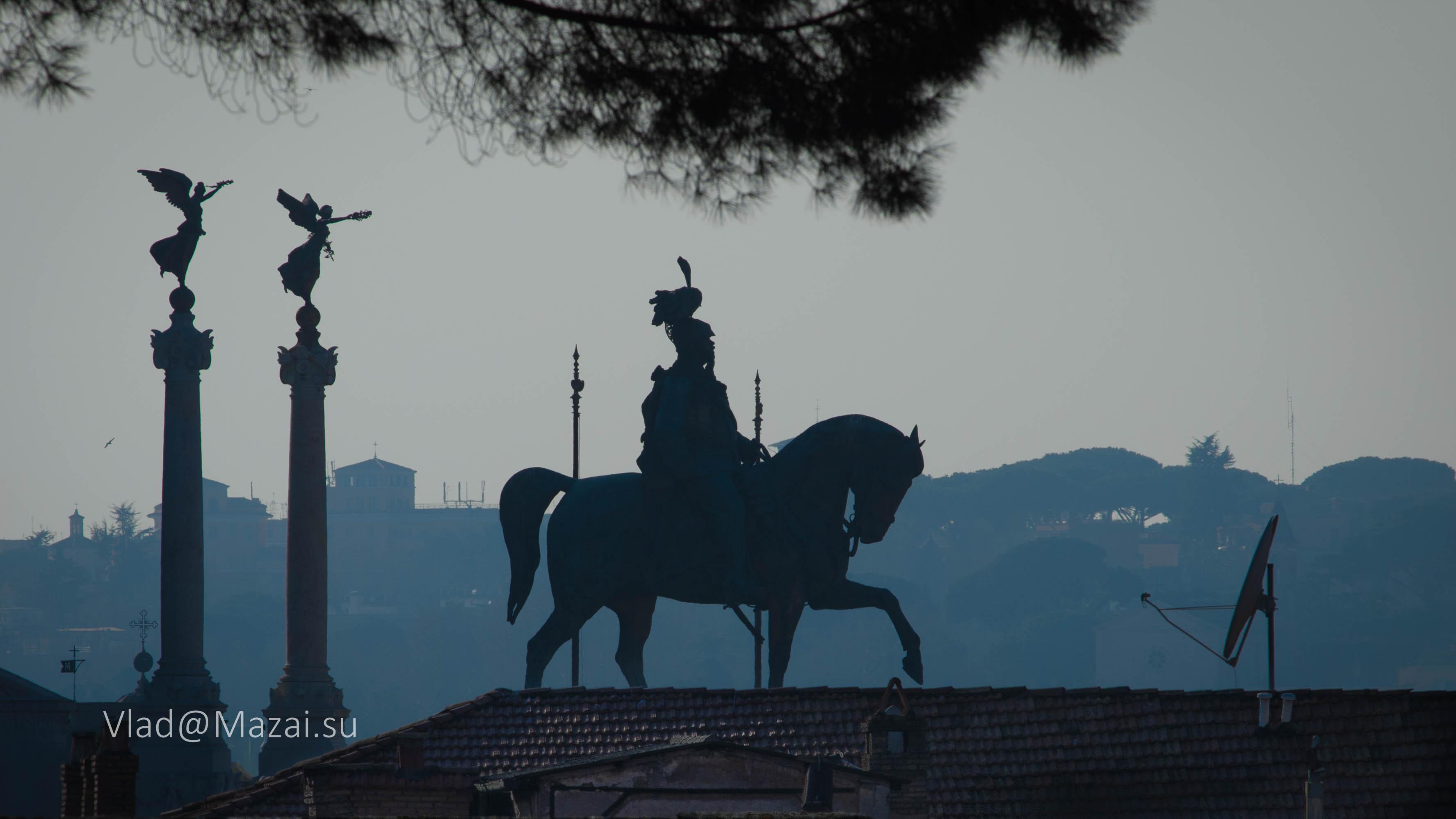 2011-01-18  Рим, Витториано