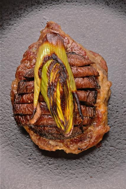 портобелло гриб фото
