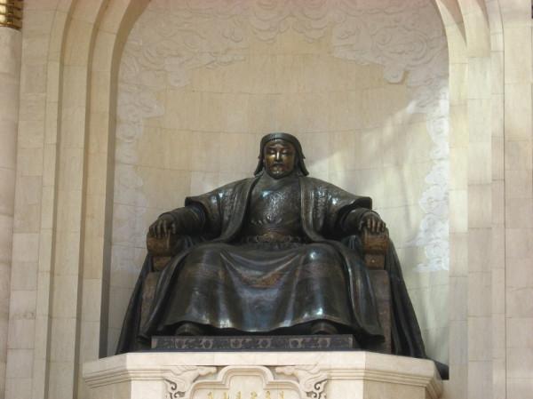 Вот он - величайший из великих монголов