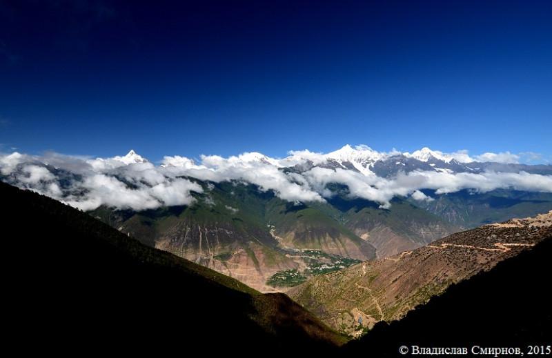 Гора Кава Карпо 6740 м.