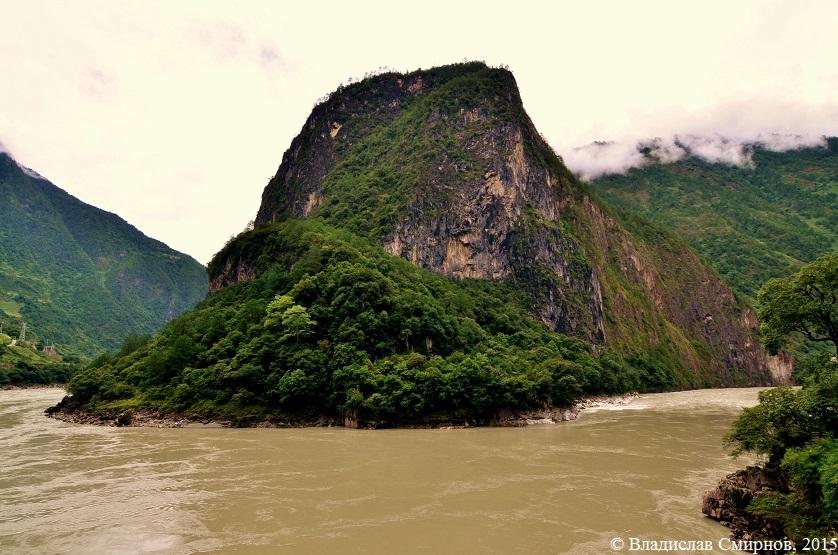 Долина Ну дзян