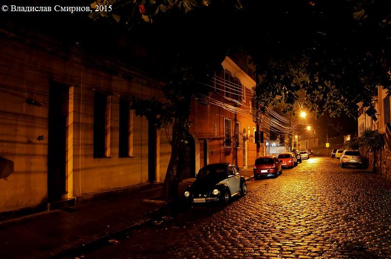 Улица Санта-терезы