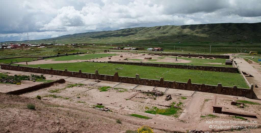 храм Каласасайа. Общий план