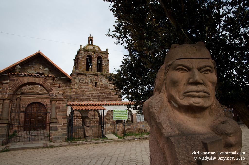 местная церковь 16-го века