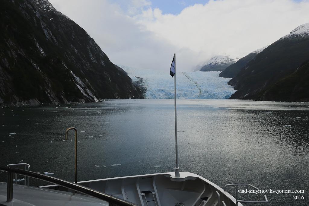 Ледник Гарибальди