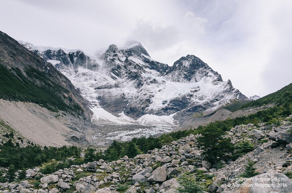 Ледник де Франсес
