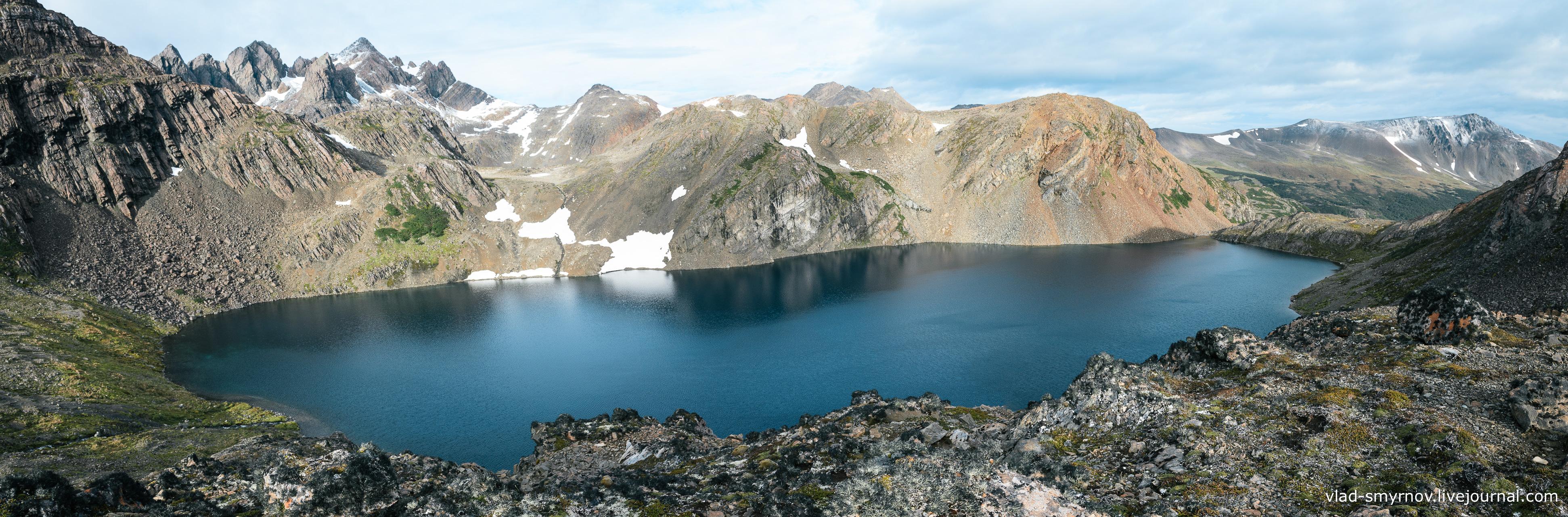 Безымянное озеро