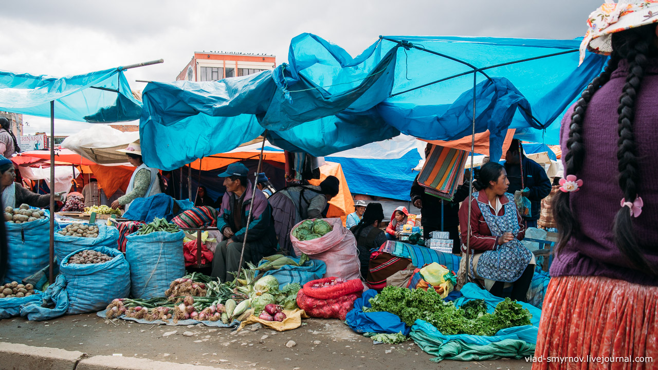 рынок Эль-Альто