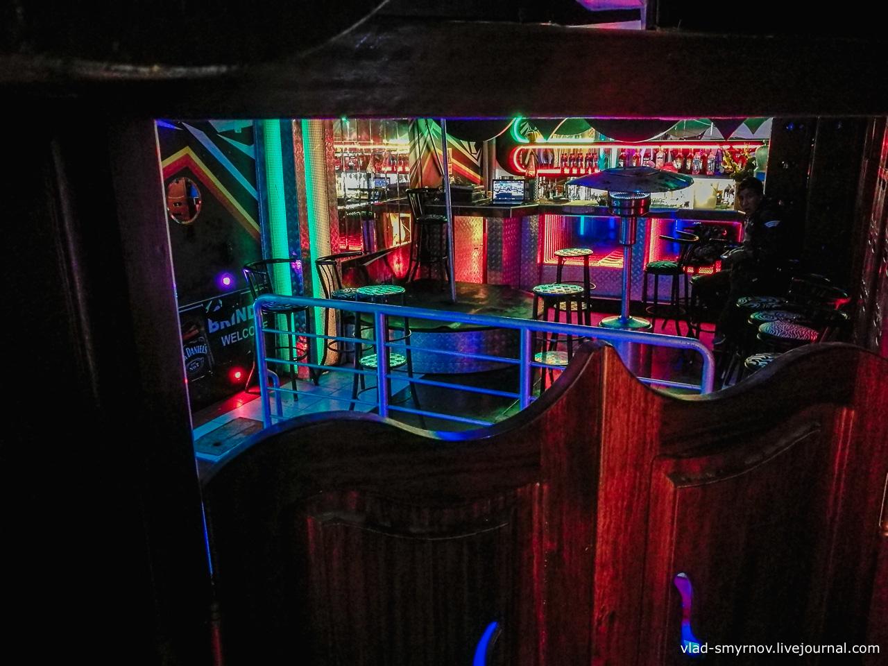 La Rinconada. Самый высокогорный ночной клуб.