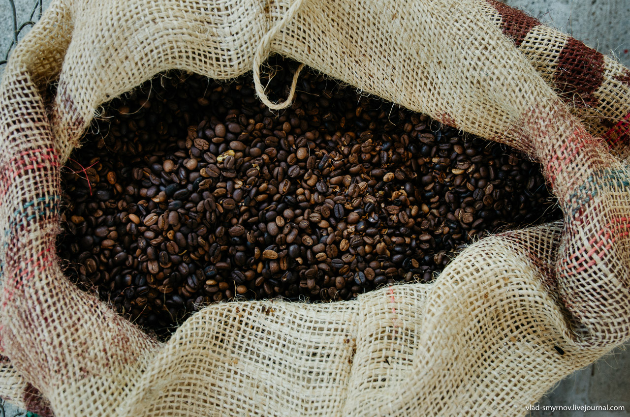 Колумбийский Кофе / Cofé Colombiano
