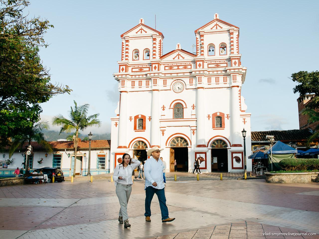 Гуатапе. Центр / Guatapé
