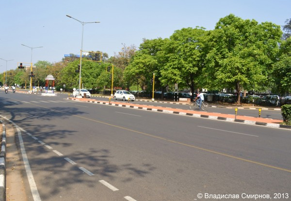 улица Чандигарха