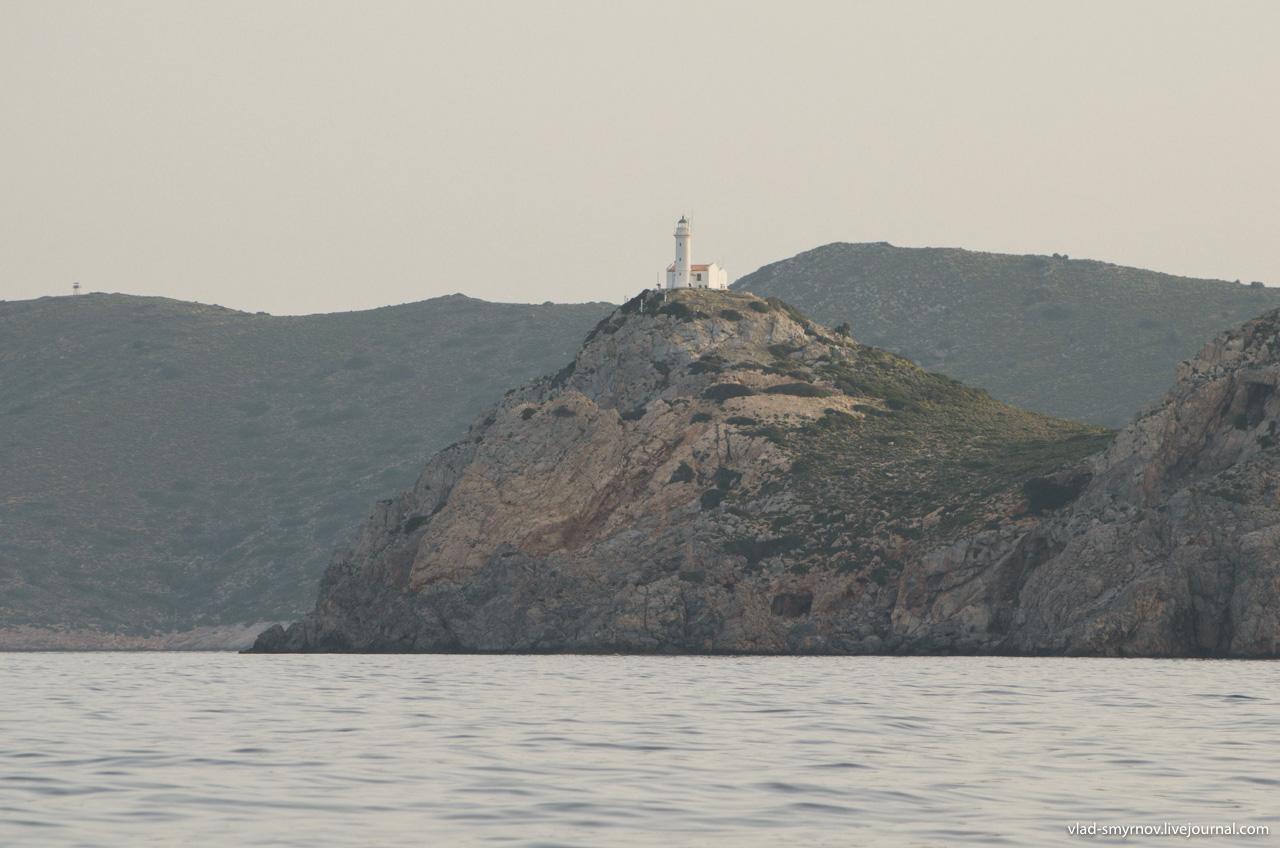 маяк Deveboynu