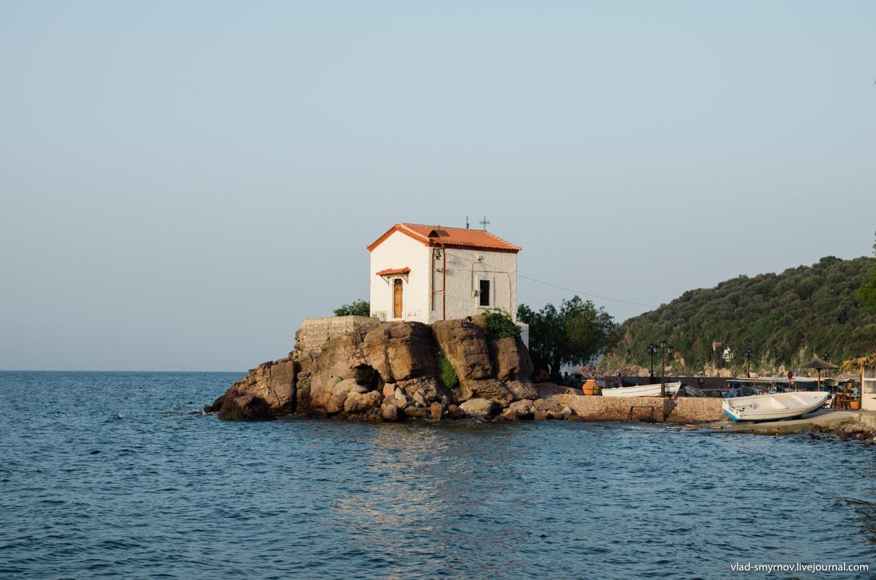 церковь Panagia Gorgona