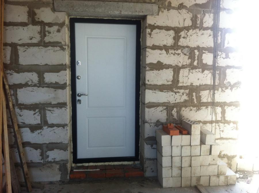 двери входные для индивидуальных жилых домов коттеджей