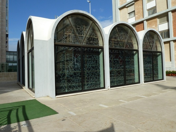 2 синагога в хадасе