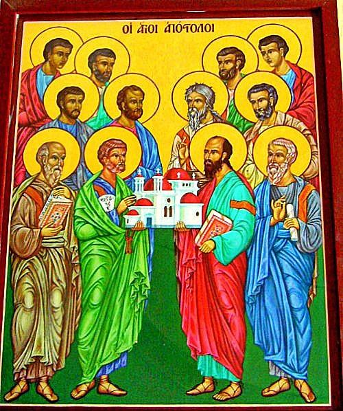 2 апостолы