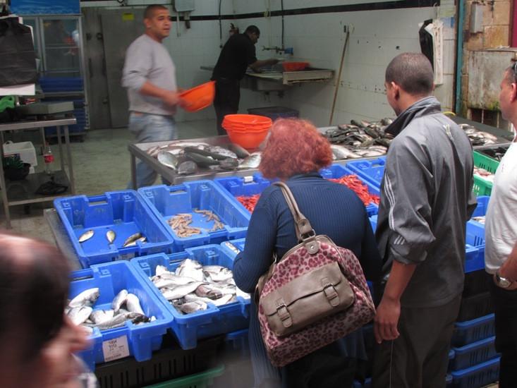 11 рыбные ряды