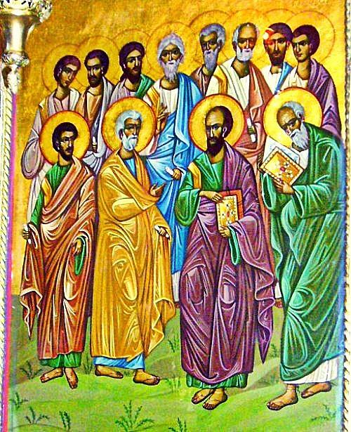 3 апостолы
