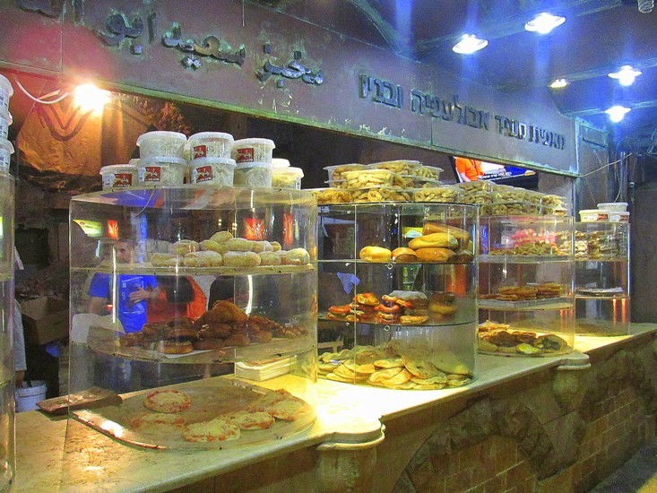 5 пекарня ночью