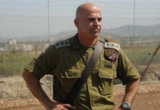 7 командир Голани Гассан Алиан