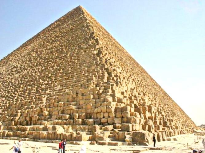 2 пирамида хеопса