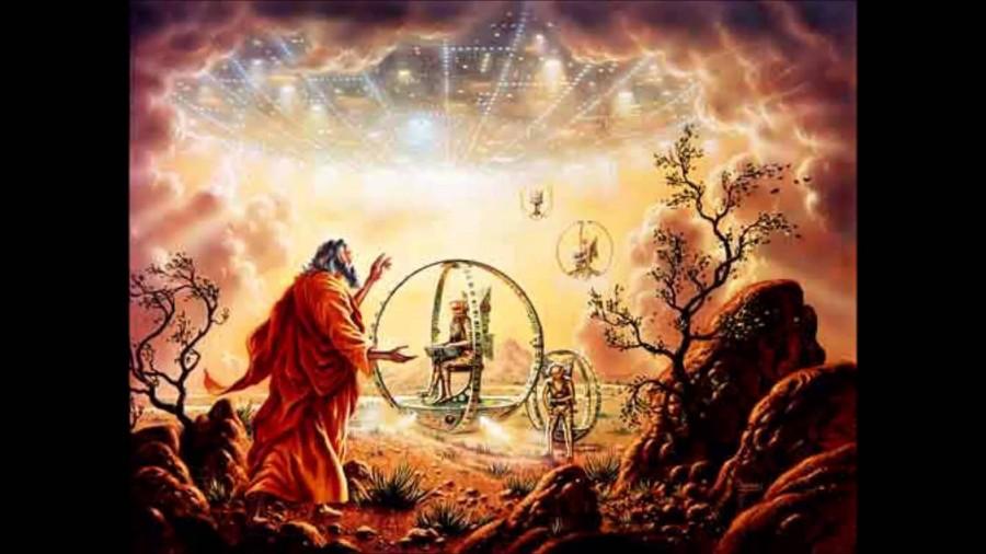 2 видение иезекииля