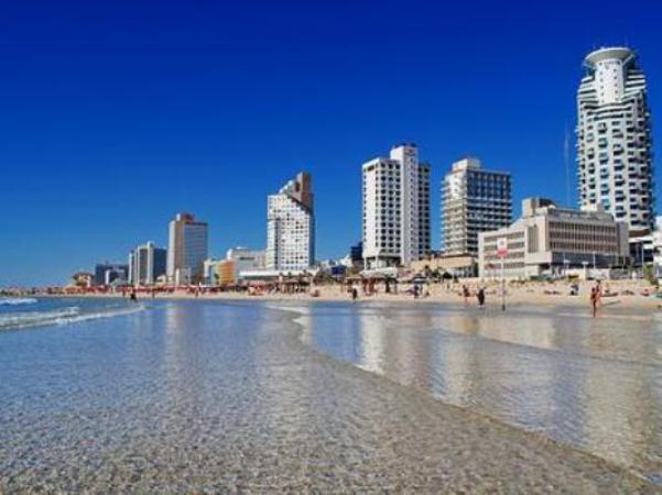 11  пляж