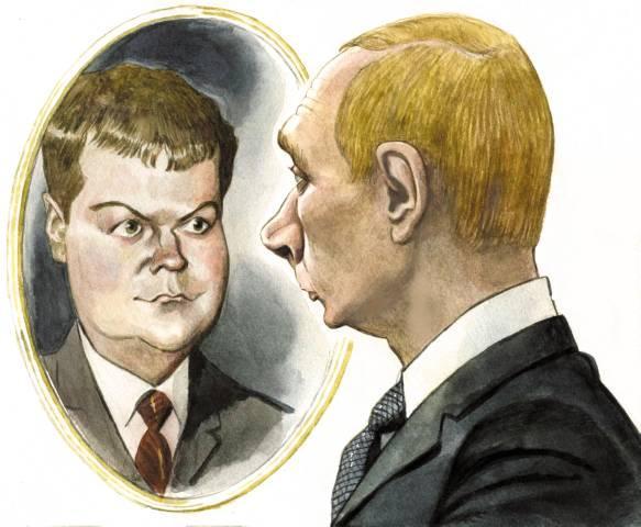 Либеральные перлы Медведева на Гайдаровском форуме