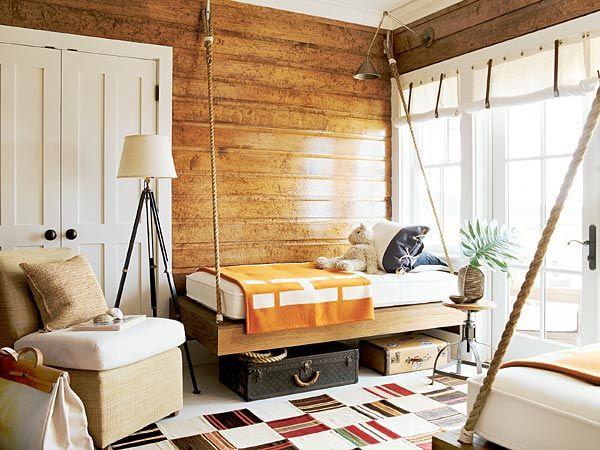 Деревянная отделка комнаты своими руками
