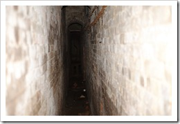 Конец тоннеля. Но света нет.