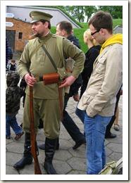 Аутентичный солдат Первой Мировой